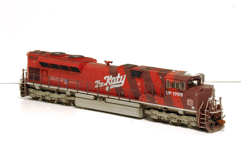 HO Scale sel and Rolling Stock Weathering and Detailing on